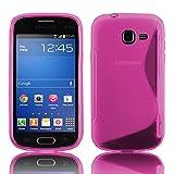 Samsung Galaxy Trend Lite S7390 Étui HCN PHONE S-Line TPU Gel Silicone Coque souple...