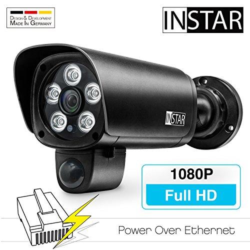 Instar IP-Überwachungskamera IN-9008 Full HD PoE im Test