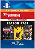 Wolfenstein II: The New Colossus - Freedom Chronicles Season Pass | DLC | Code Jeu PS4 - Compte français