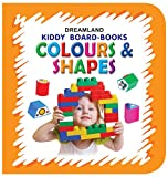 Colours and Shapes (Kiddy Board Book)