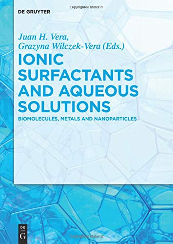 Ionic Surfactants and Aqueous Solutions: Biomolecules, Metals and Nanoparticles