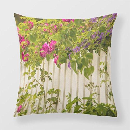 Refiring Home throw Pillow Rural Idyllic Decor