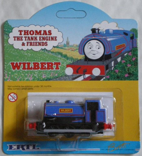 Thomas the Tank Engine & Friends Wilbert the Forest Engine by ERTL by - The Engine Tank Ertl Thomas