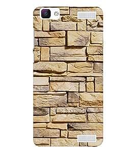 EPICCASE Cool wall Mobile Back Case Cover For Vivo V1 Max (Designer Case)
