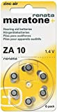 60 Stück Renata ZA 10 Hörgerätebatterie - 100 mAh 1,4 V