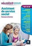 Telecharger Livres Reussite Concours Assistant de service social Concours d entree Nº43 (PDF,EPUB,MOBI) gratuits en Francaise