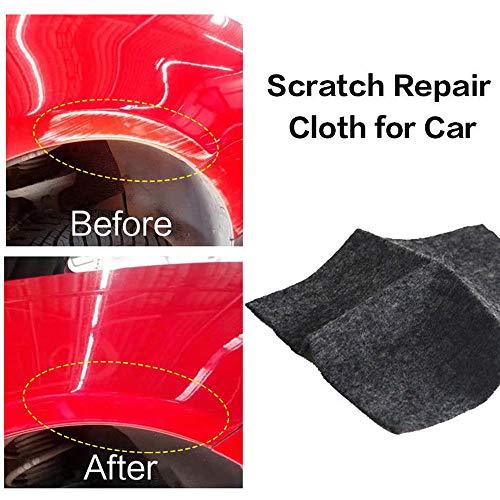 FJROnline 1 x Auto-Radiergummi, zum Entfernen von Kratzern und zur Reparatur von Kosmetik, Malerei, Oberflächen, Lack, Flecken, Abnutzung - Fast Fix Clear Coat
