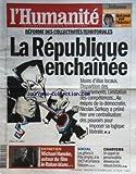 Telecharger Livres HUMANITE L No 20210 du 21 10 2009 B THIBAULT QUEL AVENIR POUR L INDUSTRIE REFORME DES COLLECTIVITES TERRITORIALES LA REPUBLIQUE ENCHAINEE MICHAEL HANEKE AUTEUR DU FILM LE RUBAN BLANC SOCIAL LES GREVE A POLE EMPLOI A LA SNCF ET A FRANCE TELECOM CHARTERS UN APPEL DE PERSONNALITES DENONCE LES RETOURS FORCES (PDF,EPUB,MOBI) gratuits en Francaise
