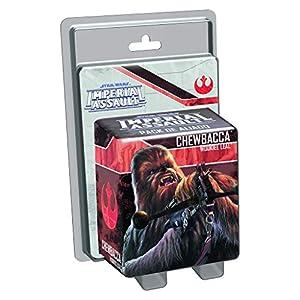 Fantasy Flight Games- Star Wars Imperial Assault, Chewbacca (Edge Entertainment EDGSWI07)