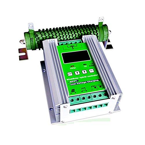 Hybrid-MPPT-Solarwindladeregler Wind: 600W PV: 400W Mppt-controller