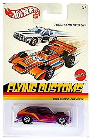 Hot Wheels - Flying Customs - 1976 Chevy Chevette by Hot Wheels