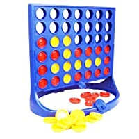 KT CONNECT FOUR JOIN 4 IN A ROW FAMILY FUN BOARD GAME CHILDREN KIDS PARTY NEW GAME