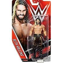 SETH ROLLINS - WWE BÁSICO SERIE 63 MATTEL JUGUETE FIGURA DE ACCIÓN DE LUCHA LIBRE