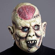 masque de zombie rapic autopsie costume halloween cagoule effrayante fte des morts mort vivant dguisement qui fait peur