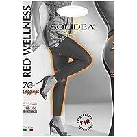 Solidea Red Wellness Leggings 70 Den Colore Pavone Taglia 3ML