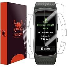 Skinomi SK25237 - Protector de pantalla (Protector de pantalla, Samsung, Gear Fit 2, Resistente a arañazos, Transparente, 1 pieza(s))
