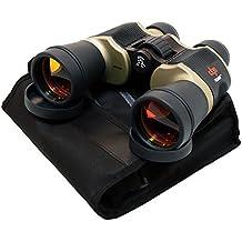 20x60 Prismáticos Extremadamente De Alta Calidad Perrini Con La Bolsa Ruby Lense