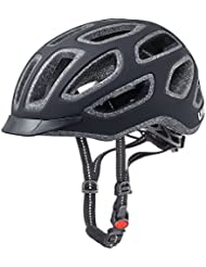 UVEX Casque de vélo City E, Mixte, Fahrradhelm City E