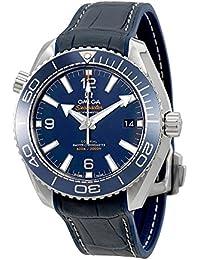 Omega seamster planeta océano automático reloj para hombre 215.33.40.20.03.001
