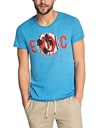 edc by Esprit Photo Burn Out - Camisa Hombre