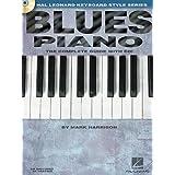 Blues Piano: Hal Leonard Keyboard Style Series (Keyboard Instruction) by Harrison, Mark (2003) Paperback