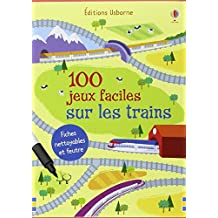 100 JEUX POUR LES JEUNES ENFANTS EN TRAIN