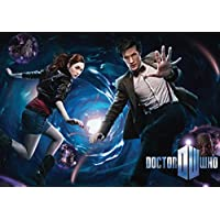 DOCTOR WHO MATT SMITH SERIES 5 AMY POND POSTER (A0 - 1189x841MM)