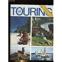 Touring - club de france n° 873. gloire du bordelais - val d'ubaye - parc sur volcans - vannes danc la lumiere du golf