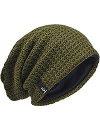 43383894f05 Men Oversize Beanie Slouch Skull Knit Large Baggy Cap Ski Hat B08