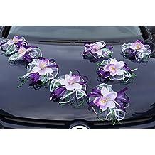 ... voiture mariage bijoux neuf la58 - Decoration Mariage Voiture