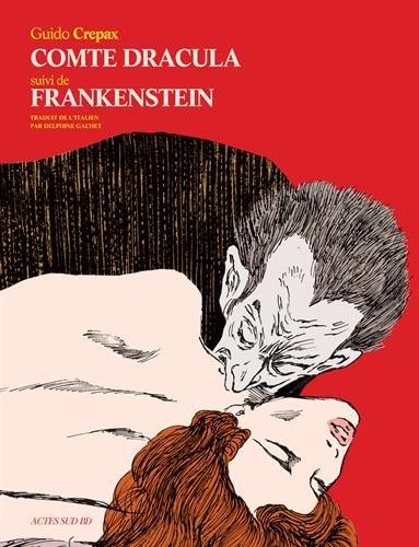 Frankenstein : Suivi de Dracula