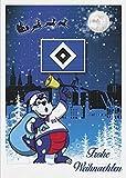 Hamburger SV Fußball Adventskalender Kalender 2017 OVP* MHD : 07/2018