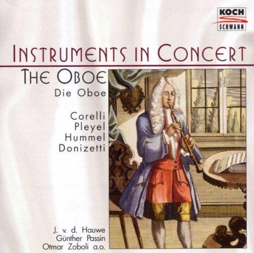 Oboe Meisterhaft Gespielt-2