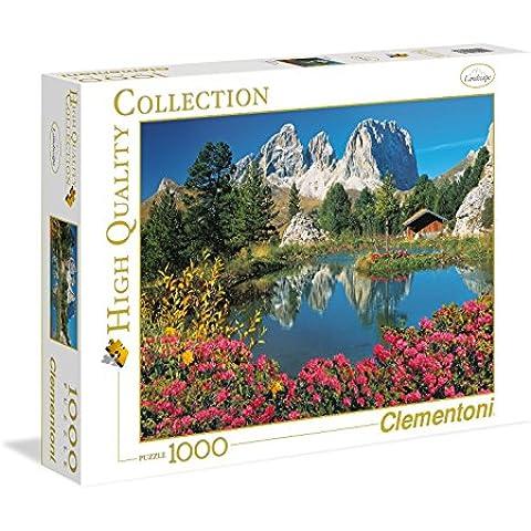 Clementoni - Puzzle de 1000 piezas, High Quality, diseño Paisaje (392735)
