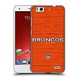 Offizielle NFL Verzweifelt Denver Broncos Logo Ruckseite