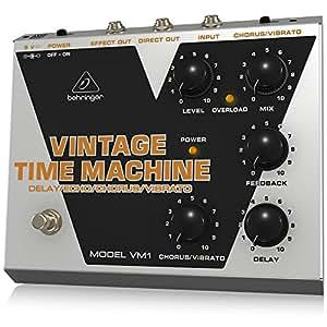 Used Behringer VM1 Vintage Time Machine Effect Pedal