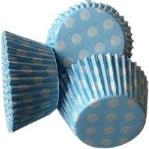 Scrumptious 51 x 38 mm-absorbente para cupcakes, diseño de lunares, color rosa