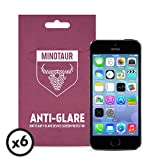 Best Iphone 5c Screen Protectors - Apple iPhone SE/5S/5C/5 Screen Protector Pack, Matte Anti Review