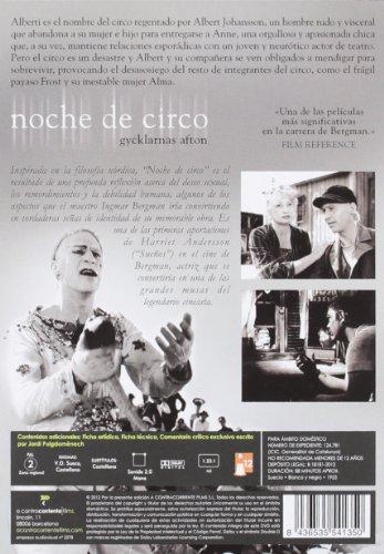 Noche De Circo (Gycklarnas Afton) (1953) (Import) (Keine Deutsche Sprache): Alle Infos bei Amazon