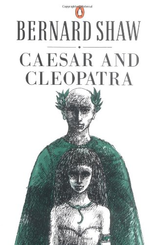 Book cover for Caesar and Cleopatra