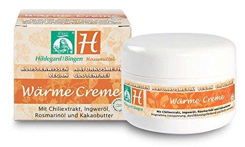 Hildegard von Bingen Hausmittel Wärme Creme, 100 ml