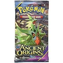 """Pokemon XY7 """"Ancient Origins"""": 1 Sachet de 10 Cartes pour Pokémon TCG (Random, Version Anglaise)"""