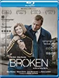 Broken (2012) - Official WB Region B Blu-ray release, plays in English without subtitles