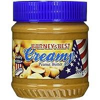 Barney's Best Peanut Butter creamy, 350 g