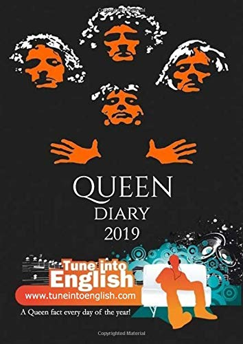 Queen Diary 2019: A Queen fact every day of the year! por Fergal Kavanagh