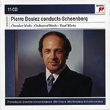 Pierre Boulez dirige Schoenberg (Coffret 11 CD)