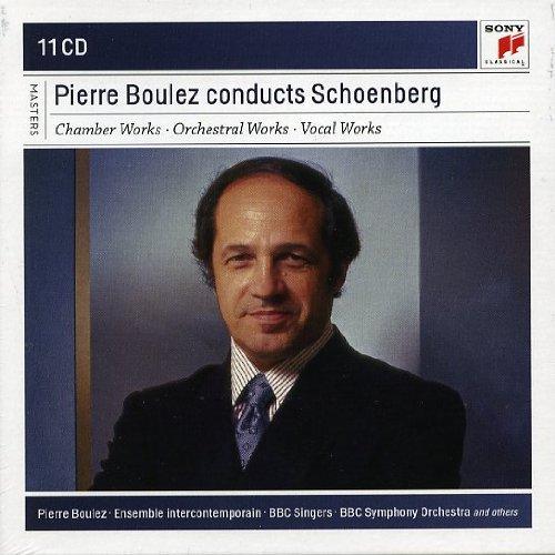 Schoenberg:Opere Orchestrali [11 CD]