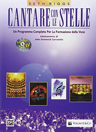 CANTARE CON LE STELLE  CON CD AUDIO