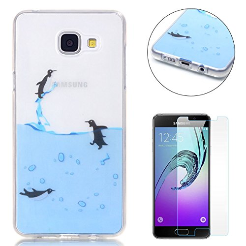 samsung-galaxy-a3-2016-a310f-silicone-gel-case-with-free-screen-protectorcasehome-crystal-clear-shoc