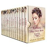 Kansas Mail Order Brides: A Sweet and Clean Boxed Set